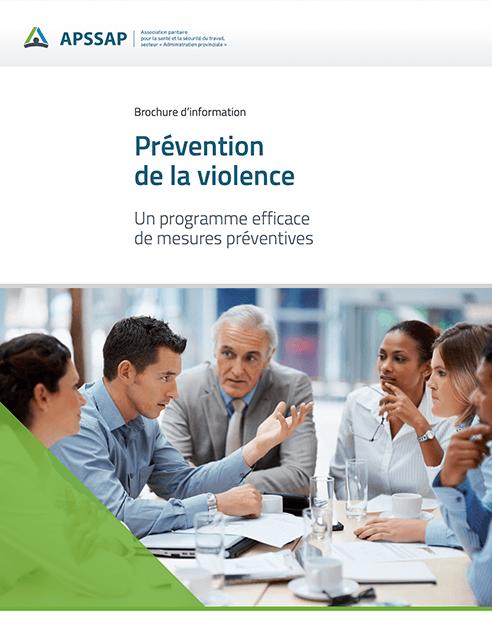 Un programme efficace de mesures préventives