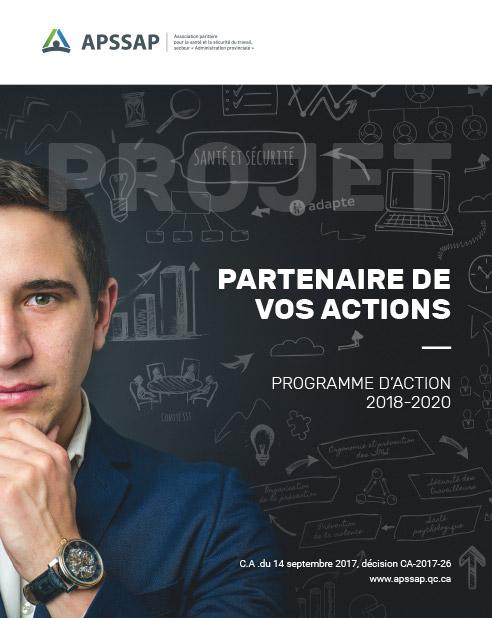 Programme d'action 2018 – 2020