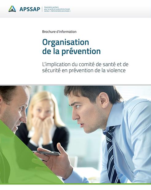 L'implication du comité de santé et de sécurité en prévention de la violence
