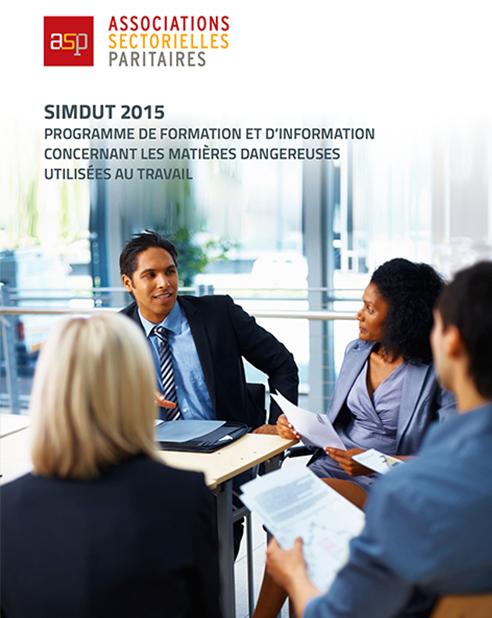ASP- Programme de formation et d'information SIMDUT 2015