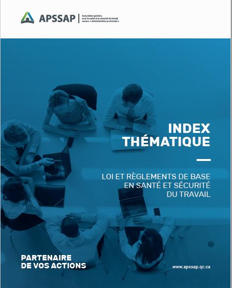 Index thématique
