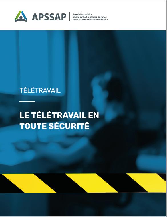Le télétravail en toute sécurité